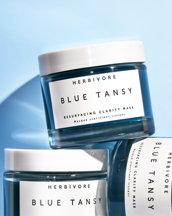 Herbivore Botanicals Blue Tansy Resurfacing Mask