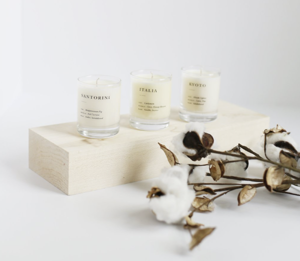 Brooklyn Candle Studio Escapist Votive Set