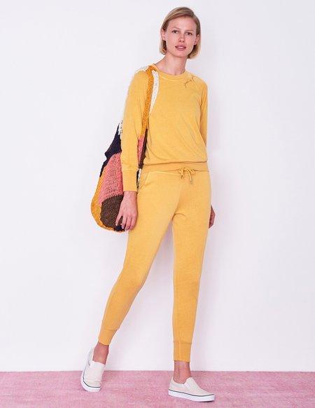 Sundry Good As Gold Sweatshirt - sunlight