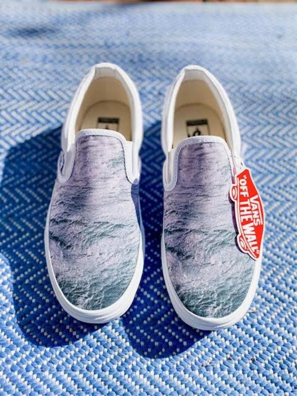 VANS Ocean Slip On