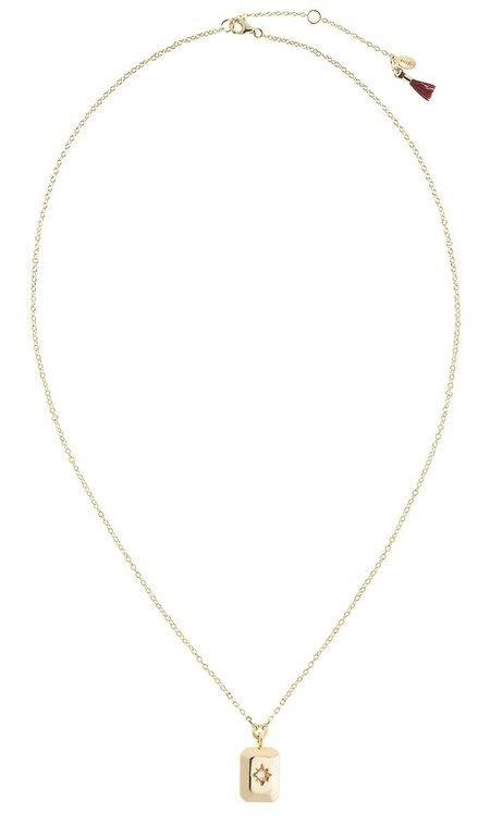 Shashi Petite Starburst Necklace