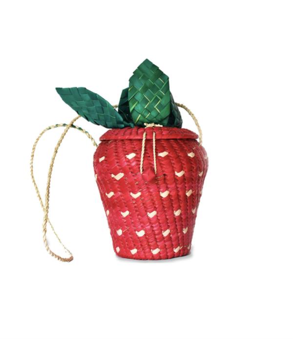 Slate Strawberry Bag
