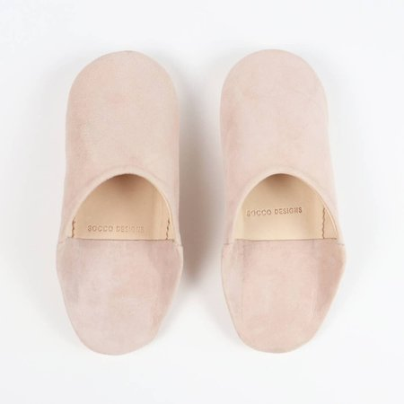Socco Suede Slippers