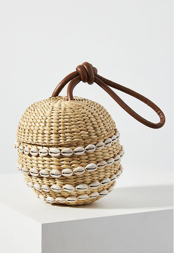 Poolside Collective The Johnny Shell Tripe Bag