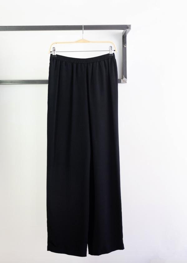Vintage double pleated pant