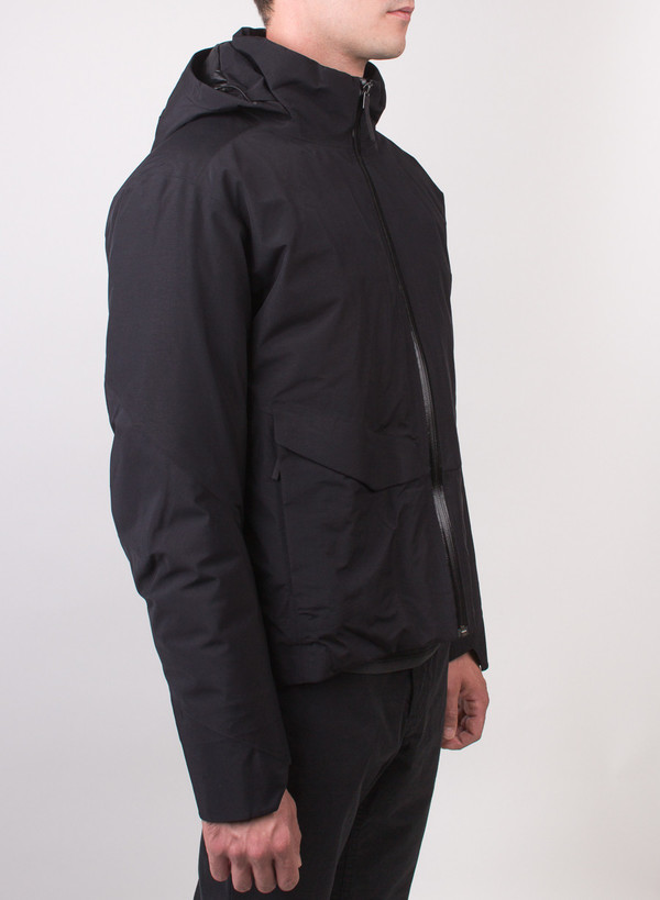 Men S Arc Teryx Veilance Node Down Jacket Black Garmentory
