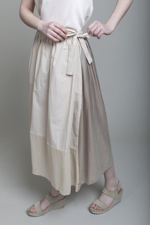 Elsa Esturgie Clairiere Skirt - Blush