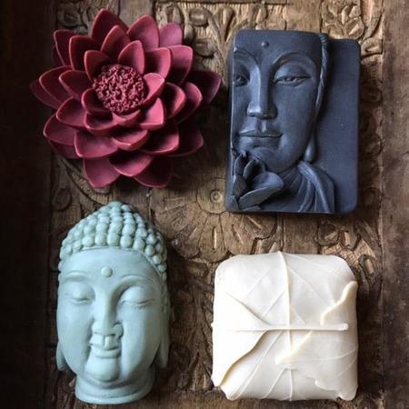 Zen 4-Set Gift Soap Collection