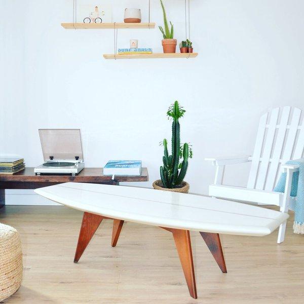 Salte Surfboard Coffee Table Coffee Table