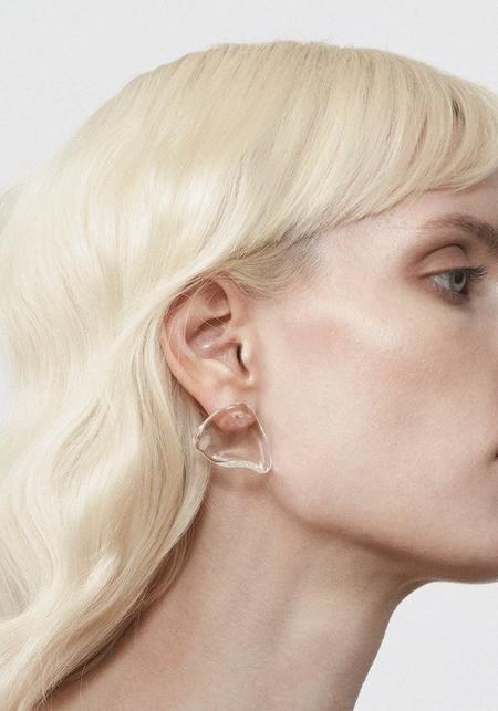 Annika Inez Verglas Earrings - 14 KT gold fill