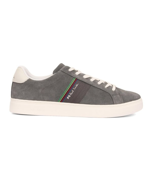PAUL SMITH Rex Suede Sneaker - Grey