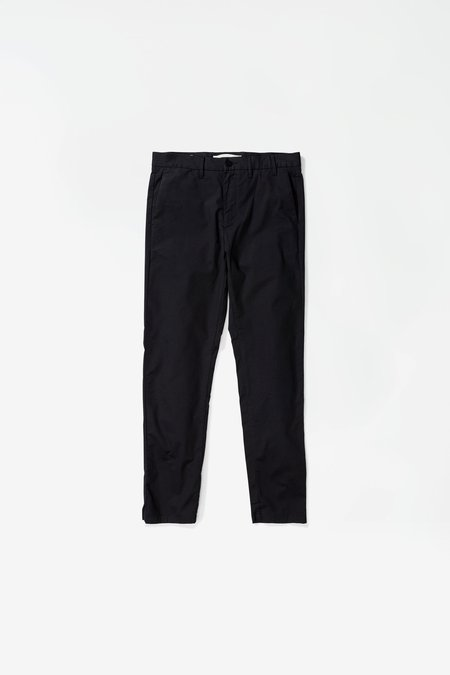 Norse Projects Aros Slim Light Stretch Pant - black