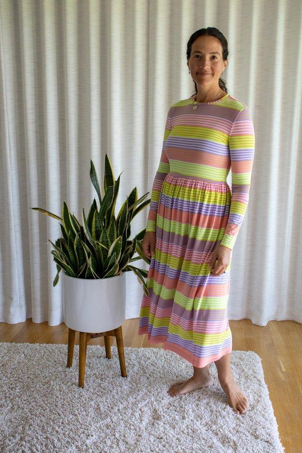 Stine Goya Joel Dress - Stripes