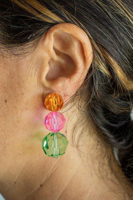 Stine Goya Paris Earrings - Rainbow