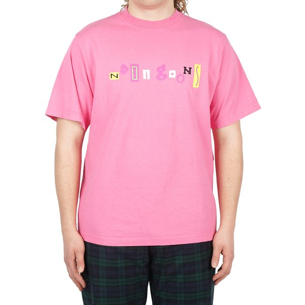 Noon Goons CHANGE T - BRIGHT PINK