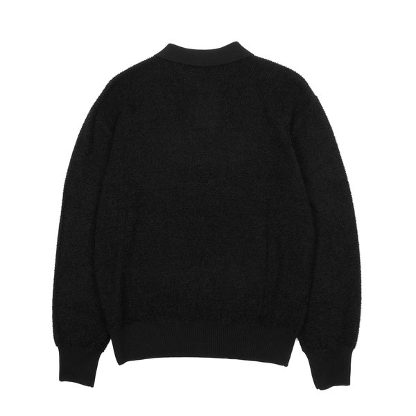 Noon Goons THE DONNY PULLOVER - BLACK