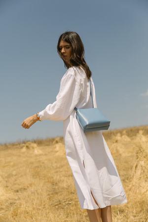 Audette Jour Bag - Light Blue