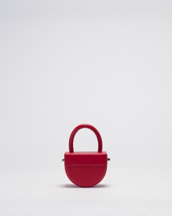 Audette Mini Buit Bag - Bright Red