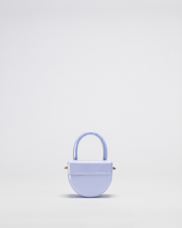 AUDETTE MINI NUIT BAG - LIGHT BLUE