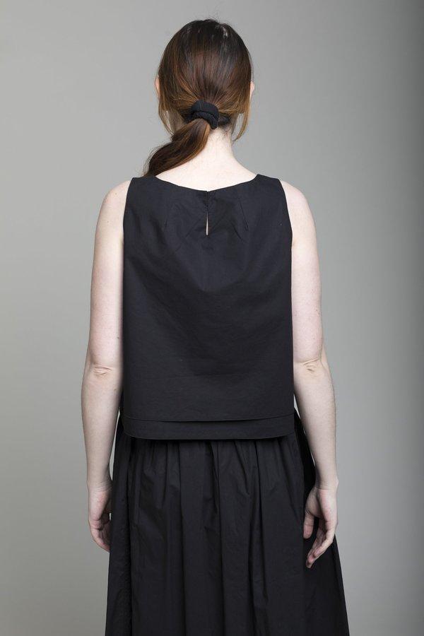 Apiece Apart Agnes Top - Black