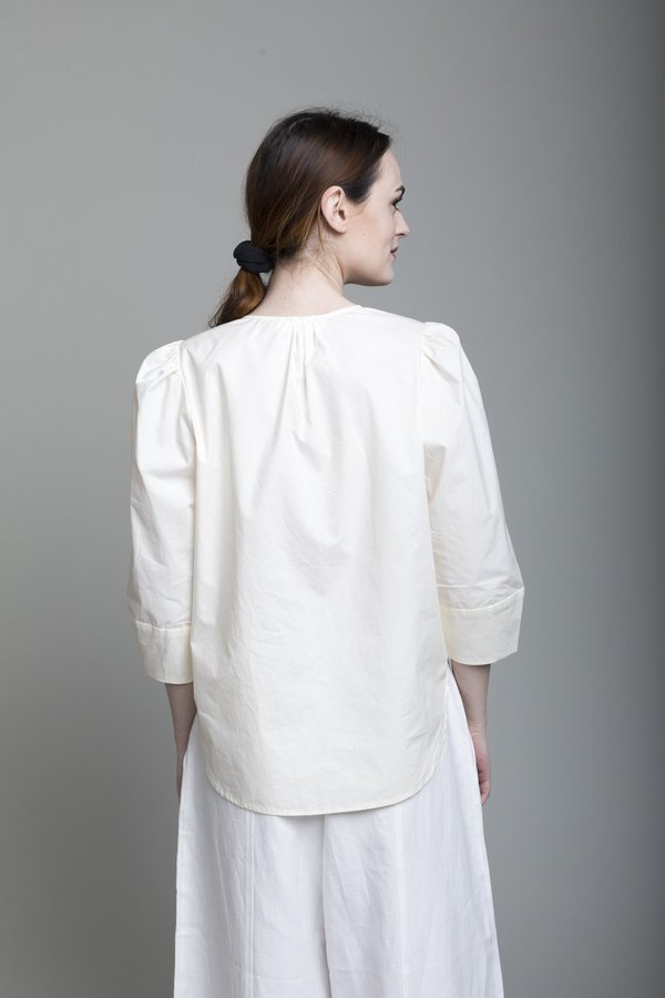 Apiece Apart Cyprus Top - Cream