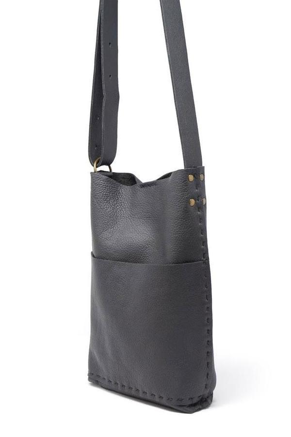 Stitch and Tickle Molly Slate Bag - Slate