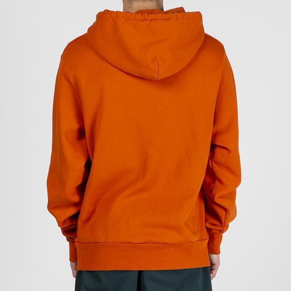 Sci-Fi Fantasy Logo Pullover Hoodie - Burnt Orange