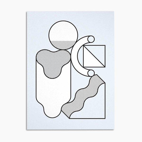 Poketo Gabriel Stromberg Altar #1 Print