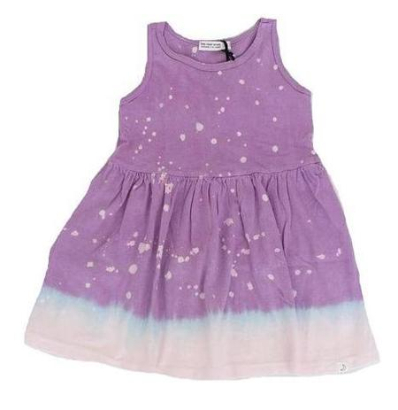 Little Moon Society Jess Dress - Lilac Splatter