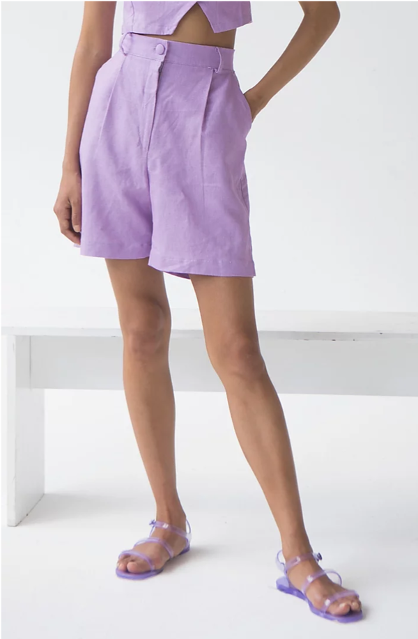 Tach Paule Bermuda - Lilac