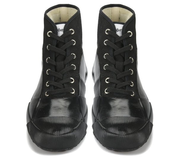 Novesta Rubber Sneaker - Black