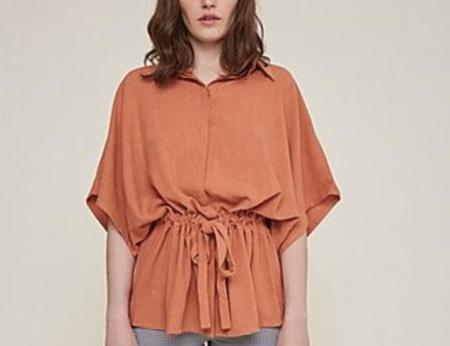 Rita Row Stella Shirt - Clay