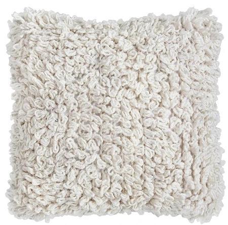 Pampa Cerro Cushion #02 - natural white