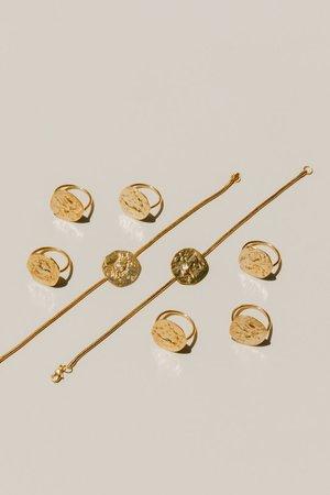 Studio Grun Aries Ring - 18K Gold