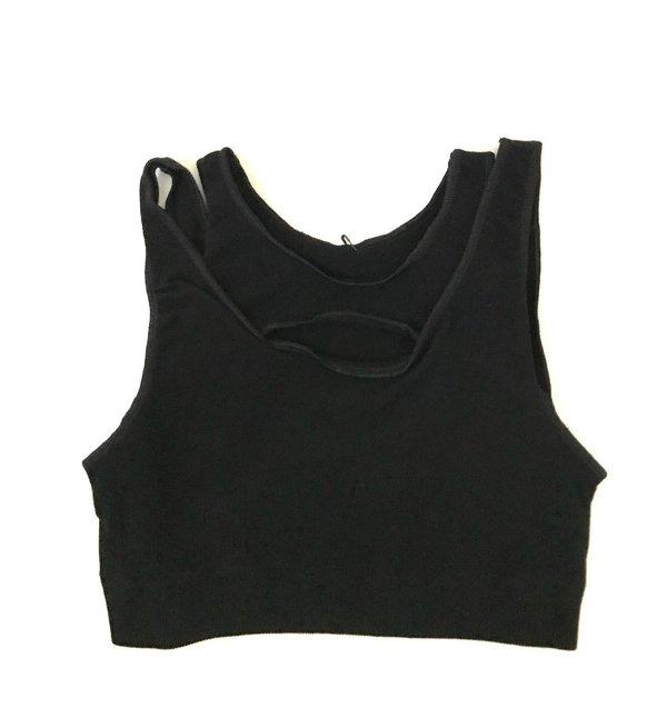Baserange Esther Top - Black