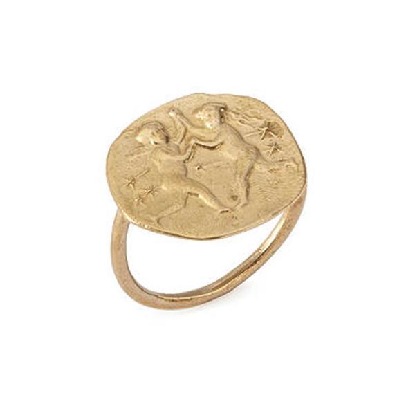 Studio Grun Gemini Ring - 18K Gold