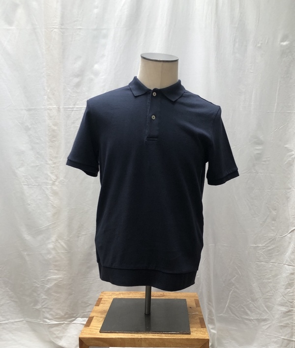unfeigned Polo Shirt - Blue Nights