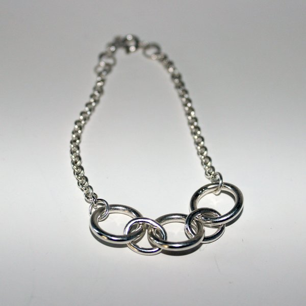 Body Double DS Chained Bracelet