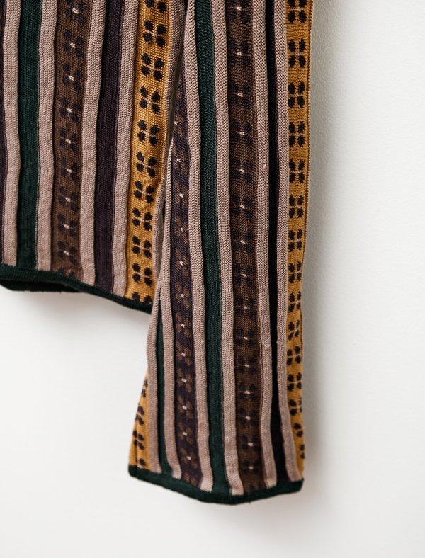 Our Legacy Fine Knit Flower Stripe