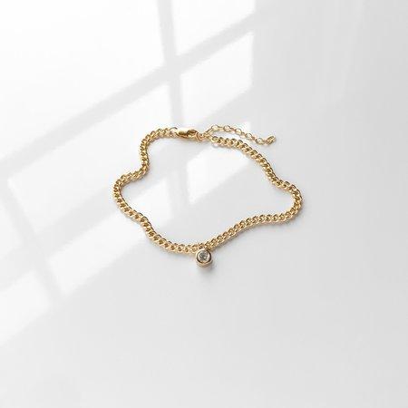 Thatch Drew Bracelet - 14k gold