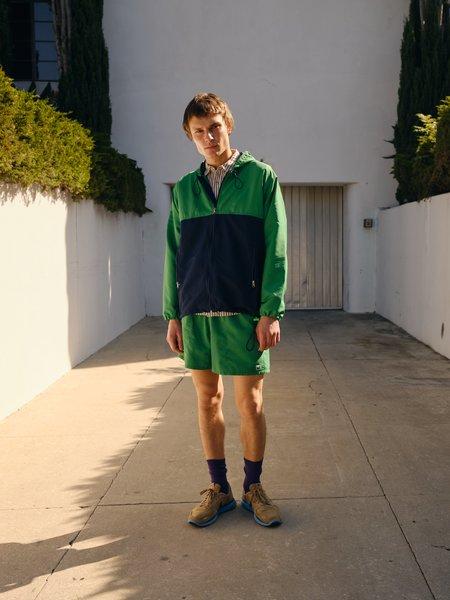 MAGILL FORD Jacket - GREEN/NAVY