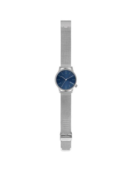 KOMONO Winston Royale watch - Silver/Blue