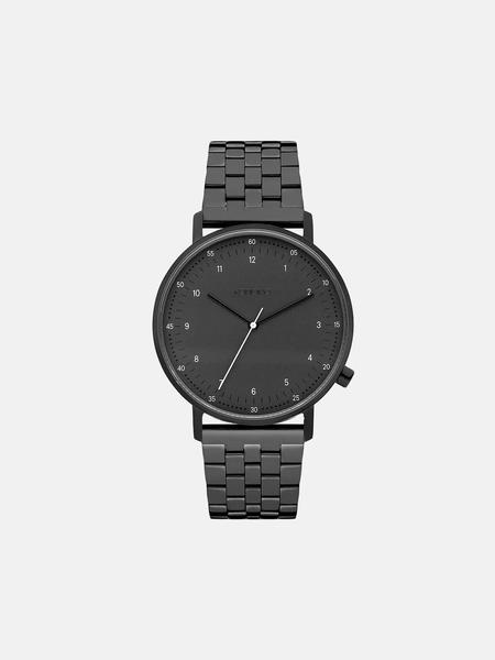 KOMONO Lewis Estate watch - Black