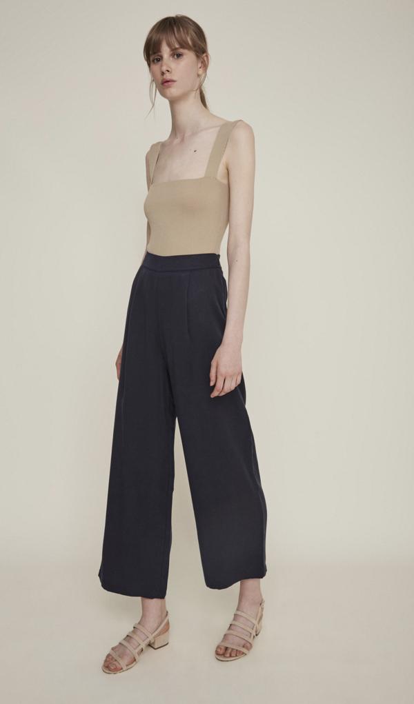 Rita Row Knit Bodysuit