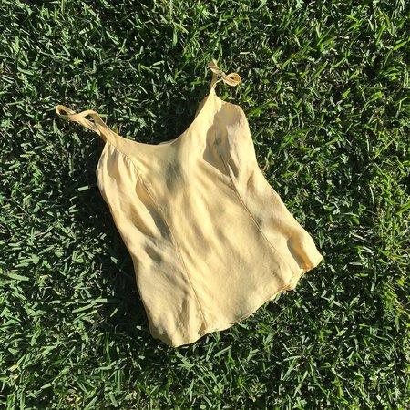 Horizons Vintage Victoria's Secret Silk Camisole