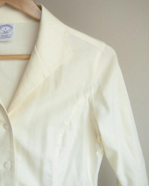 Vintage Giallo Shirt - Cream