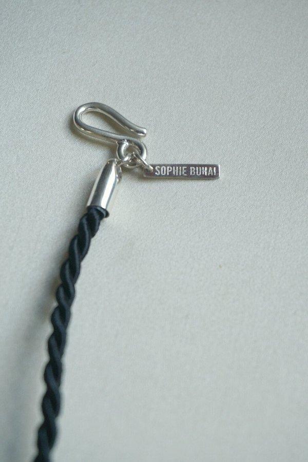 SOPHIE BUHAI MEDICI CHOKER - Sterling Silver