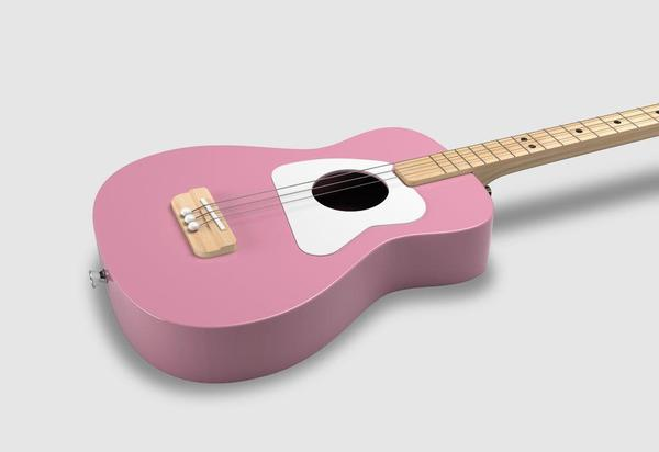Kids Loog Guitars Loog Pro Acoustic Guitar - Pink