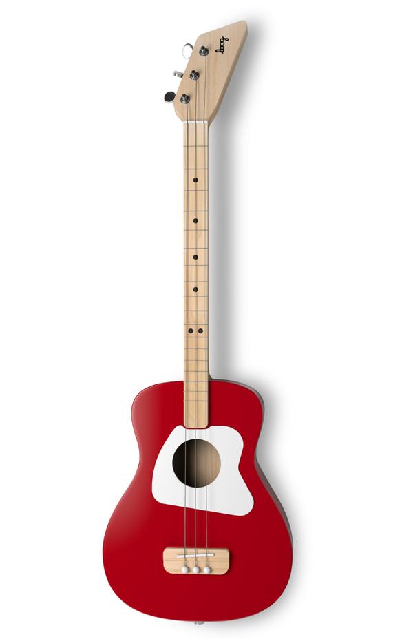 Kids Loog Guitars Loog Pro Acoustic Guitar - Red