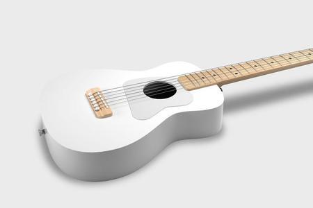 Kids Loog Guitars Loog Pro VI Acoustic Guitar - White